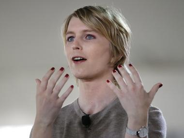 Chelsea Manning officially files to run for US Senate from Maryland as a Democrat against incumbent Ben Cardin