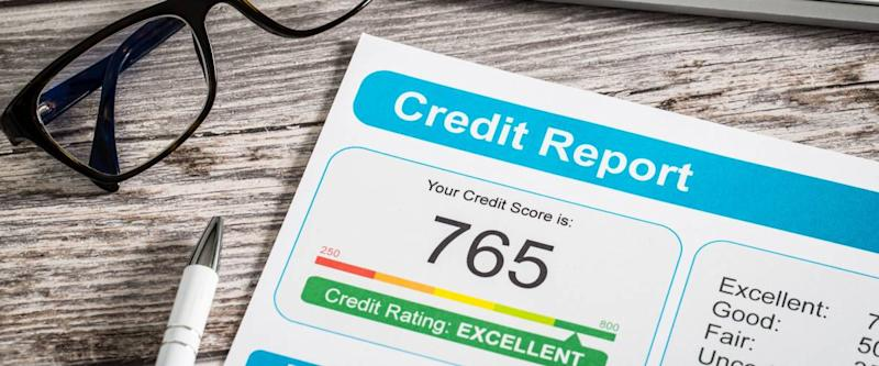 Pay attention to your credit score