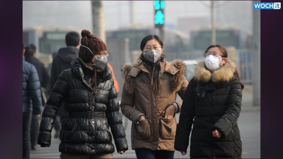 China pollution wafting across Pacific to blanket U.S. : study