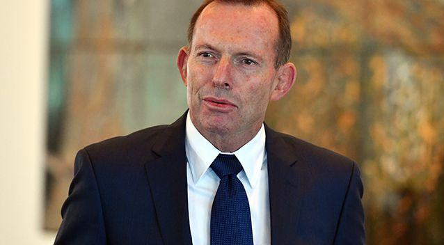 Mr Abbott said his sister should not have been attacked. Source: AAP