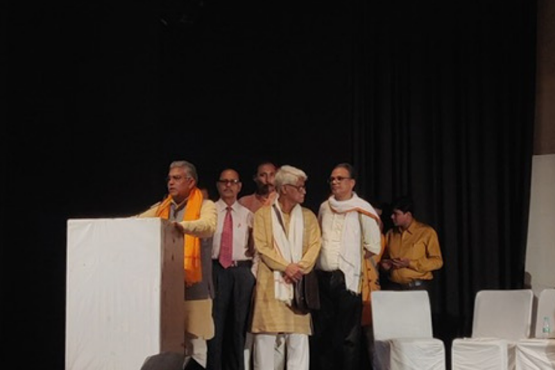 Does Grand Welcome of BJP MP Dilip Ghosh by Delhi's 'Bhadralok' Signal Winds of Change in Bengal?