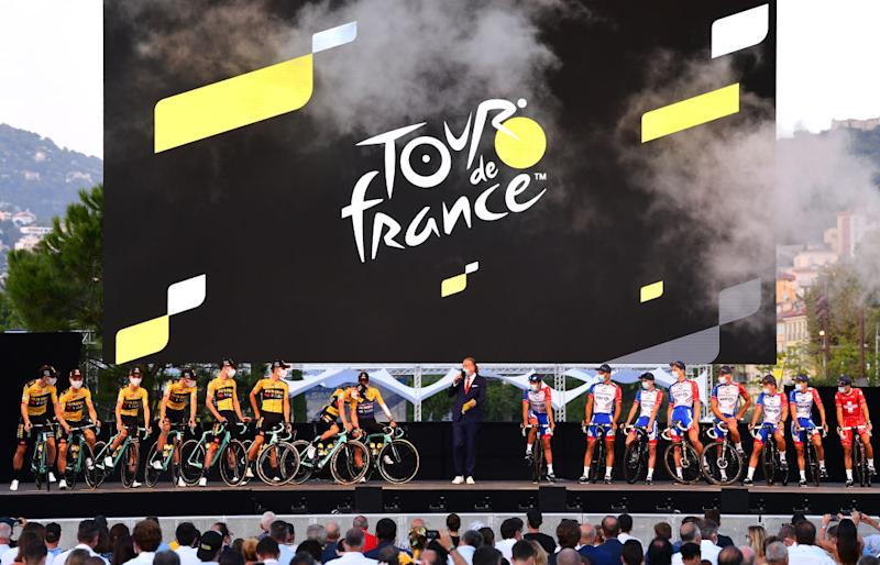 The Jumbo-Visma and Groupama-FDJ teams will be two of the main protagonists at the 2020 Tour de France