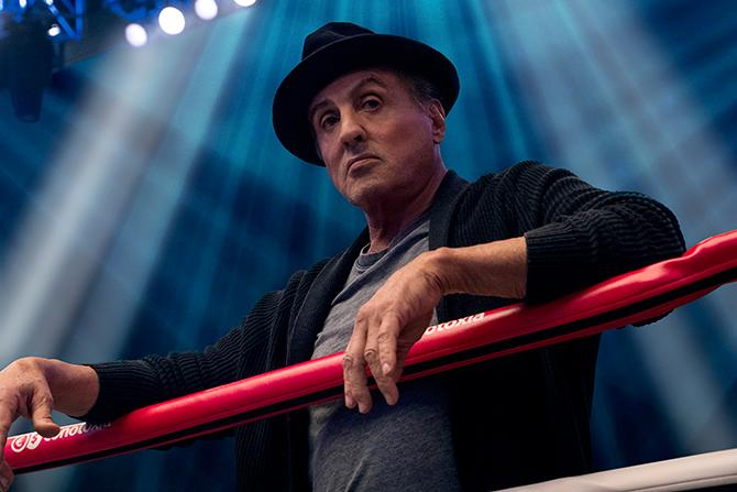 Sylvester Stallone en Creed II (Autor: Barry Wetcher; © 2018 Metro-Goldwyn-Mayer Pictures Inc. and Warner Bros. Entertainment Inc. All Rights Reserved.)