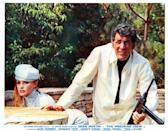 <p>In 1968, Tate starred in <em>The Wrecking Crew </em>with Dean Martin. </p>