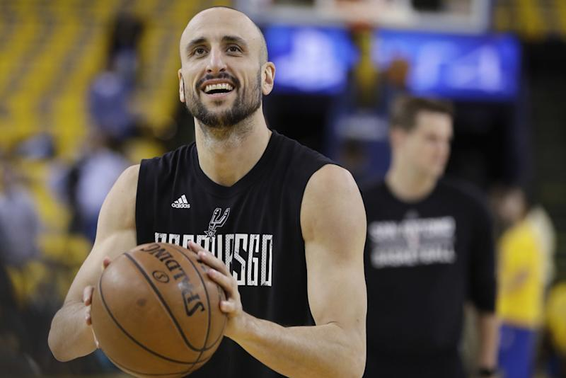 3ece7d0f6533 ... where to buy manu ginobili plays possibly his final nba game in the nike  kd 9