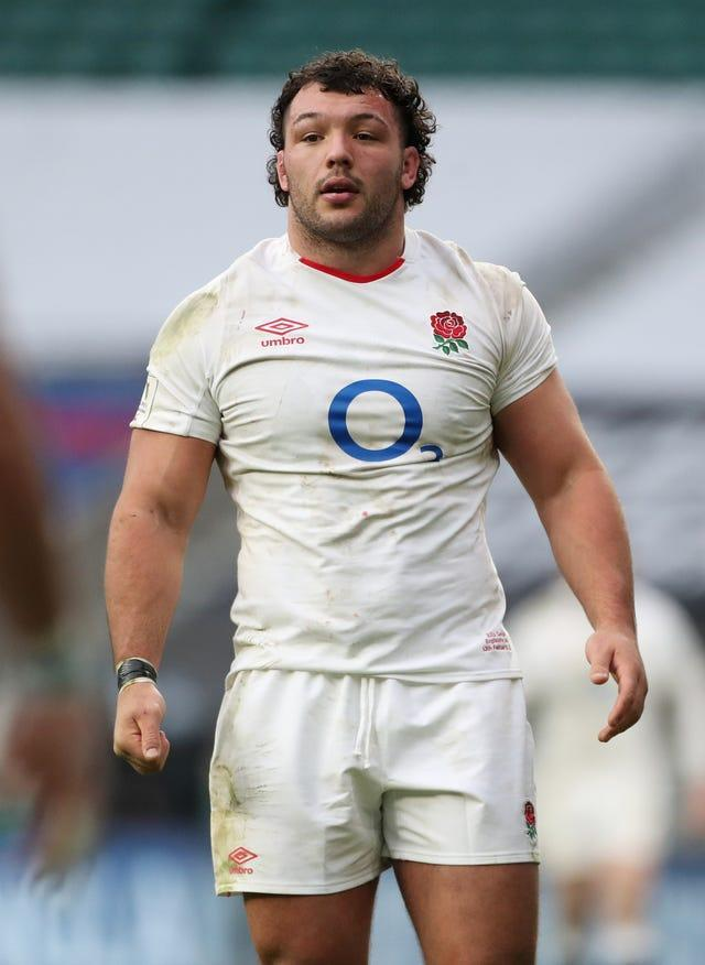 Ellis Genge is the most capped player in the training squad