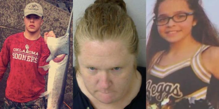 Who Is Amy Leann Hall? Details Oklahoma Mother Murdered Children Protect Abusive Husband