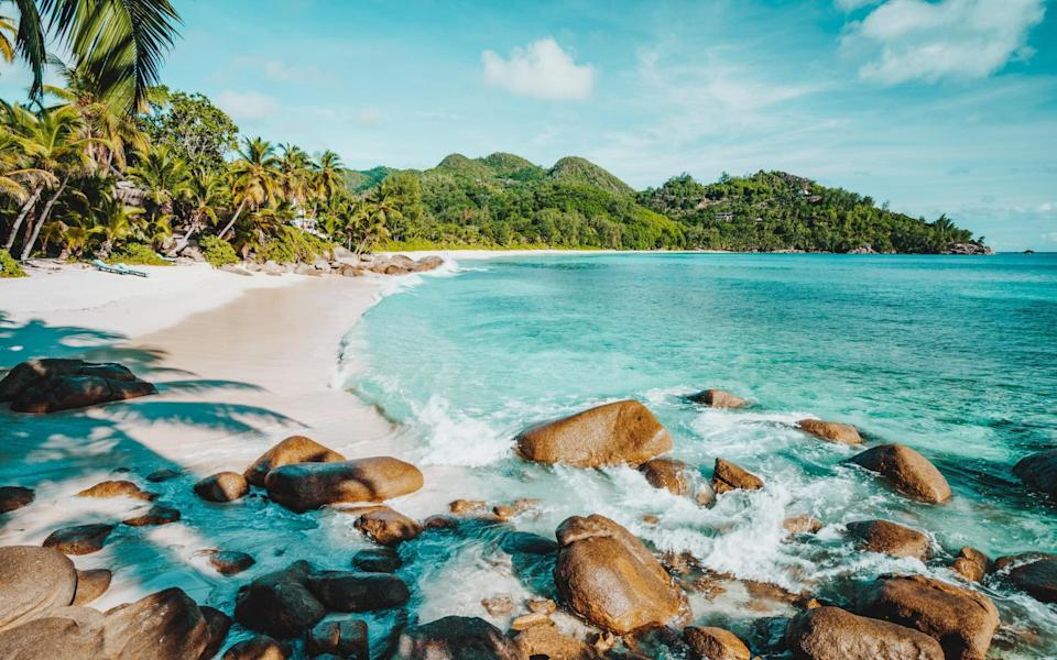 The Seychelles is leading the charge with its vaccination drive - Getty