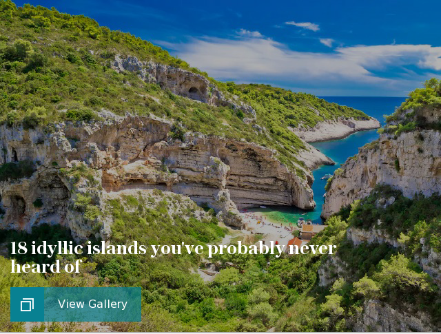 18 idyllic islands you've probably never heard of
