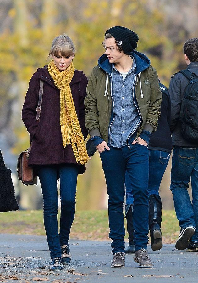 Harry and Taylor - or