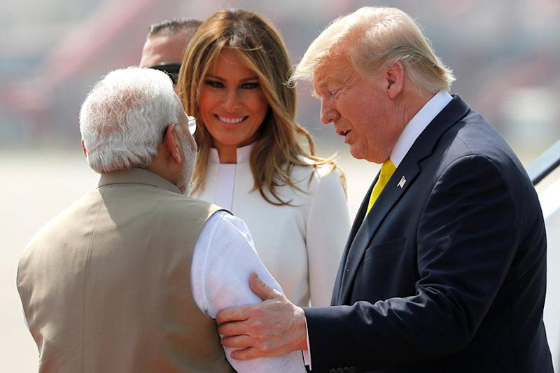 Trump is Riding 'The Beast', Modi is Travelling in Range Rover for the US President's India Visit