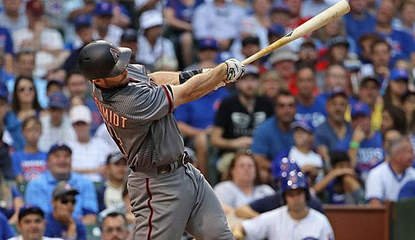 MLB: Goldy überragt bei Shootout in Wrigley