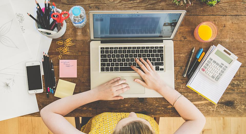 Looking to update your working from home set up? We have found the best buys to help you on your way. (Getty Images)