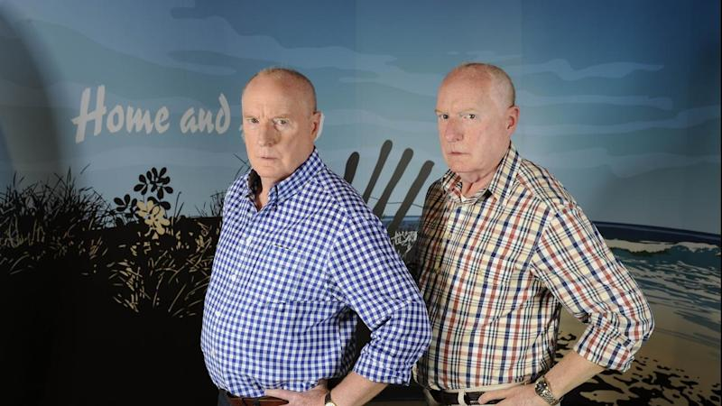 RAY MEAGHER WAX FIGURE