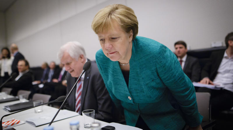 After more than four months with a caretaker government, Germany finally looks to be edging towards a new administration – the grand coalition between Angela Merkel's CDU/CSU and the social democratic SPD.