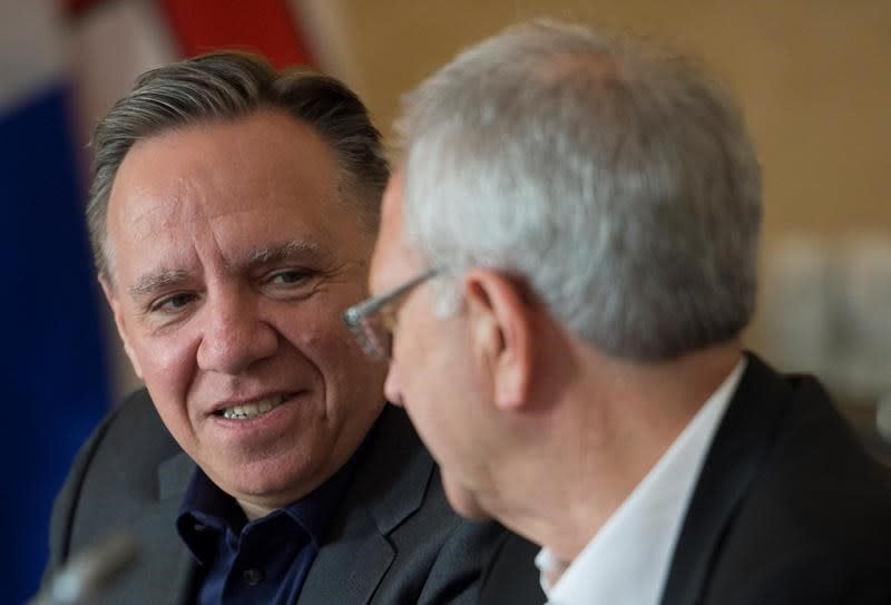 Quebec premier at odds with Alberta and Saskatchewan over Energy East pipeline