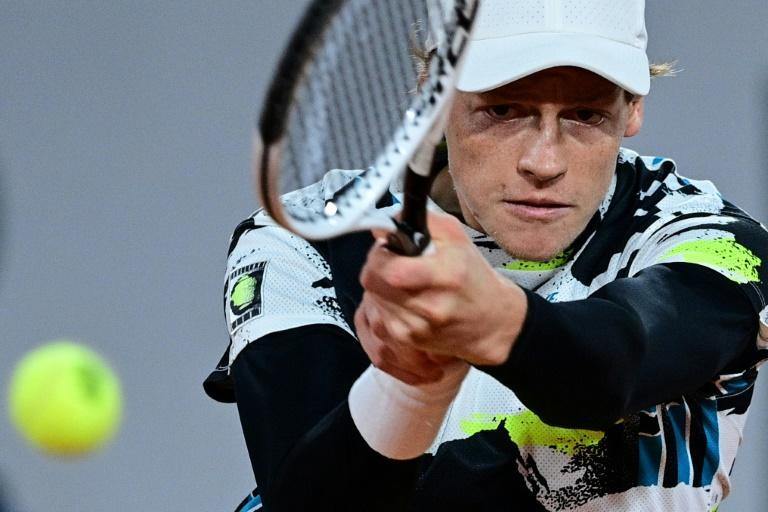 Teenage triumph: Jannik Sinner will face Alexander Zverev for a place in the Cologne final