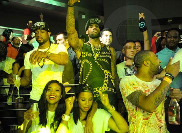 Miami Heat run up $100K champagne tab at post-Game 7 bash, club owner comps them again