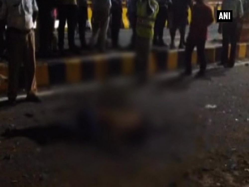 In a major mishap, three Navy officials were arrested last night after their speeding car killed a pavement dweller in Visakhapatnam. The man was sleeping on the divider of a flyover bridge and was killed on the spot when the car hit him. Following the incident, he was shifted to the local KGH hospital for post-mortem and the three defence personnel were brought to the police station. According reports, all the three men were drunk when the accident took place and the main accused worked in the Vizag Naval dockyard.