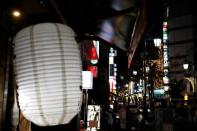 Shinjuku Ni-chome gay district is pictured, amid the coronavirus disease (COVID-19) outbreak, in Tokyo
