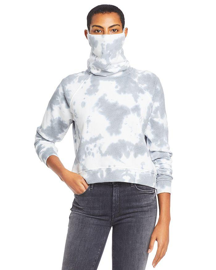 BAM 17 - Bam 17 Crewneck Sweatshirt with Removable Mask
