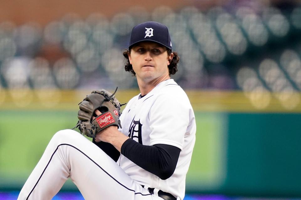 Casey Mize was one of just seven Tigers pitchers in the past 26 seasons to start five games and post a sub-2 ERA in the month of May.