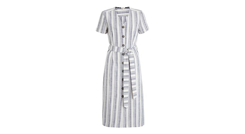 Barbour Dover Stripe Dress