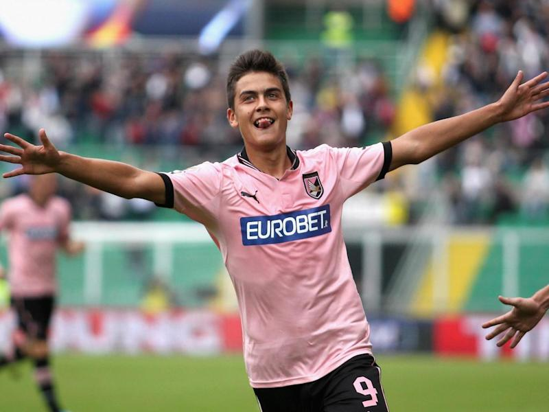 Dybala has improved immeasurably since his time at Palermo (Getty)