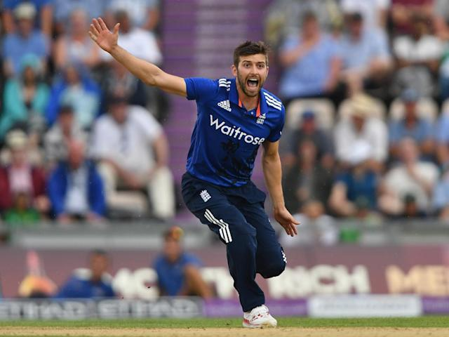 The technology helped decide whether Mark Wood was fit enough to play (Getty)