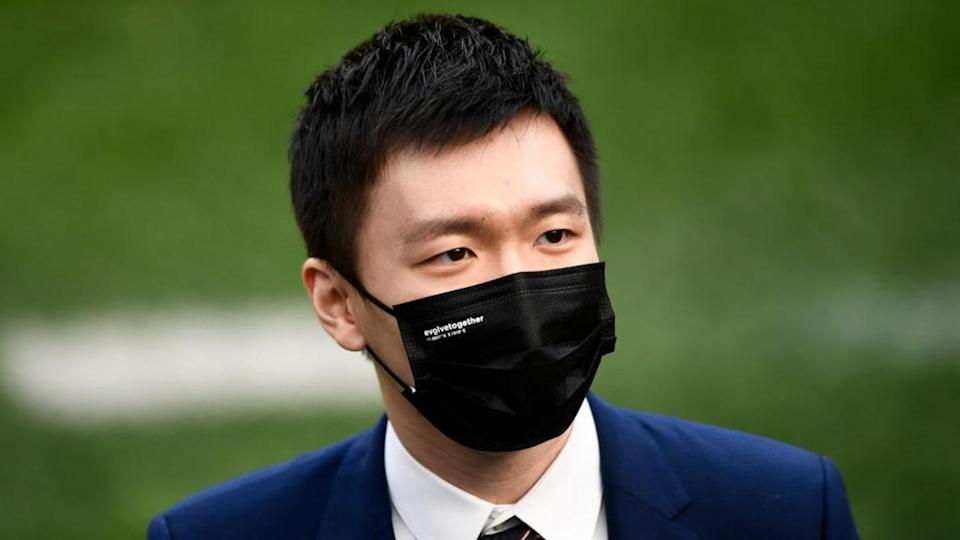Steven Zhang   Nicolò Campo/Getty Images