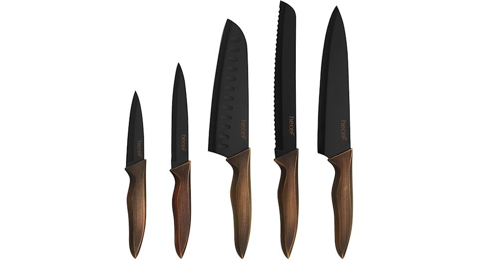 Hecef Kitchen Knife Set