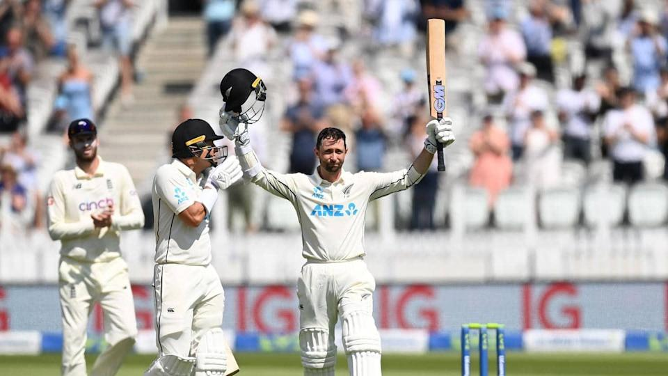 1st Test: England fightback after Conway powers New Zealand