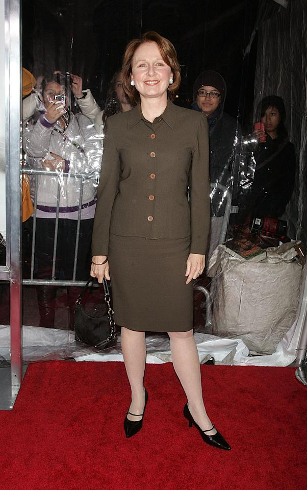 "<a href=""http://movies.yahoo.com/movie/contributor/1800036469"">Kate Burton</a> at the New York City premiere of <a href=""http://movies.yahoo.com/movie/1810076910/info"">Remember Me</a> - 03/01/2010"