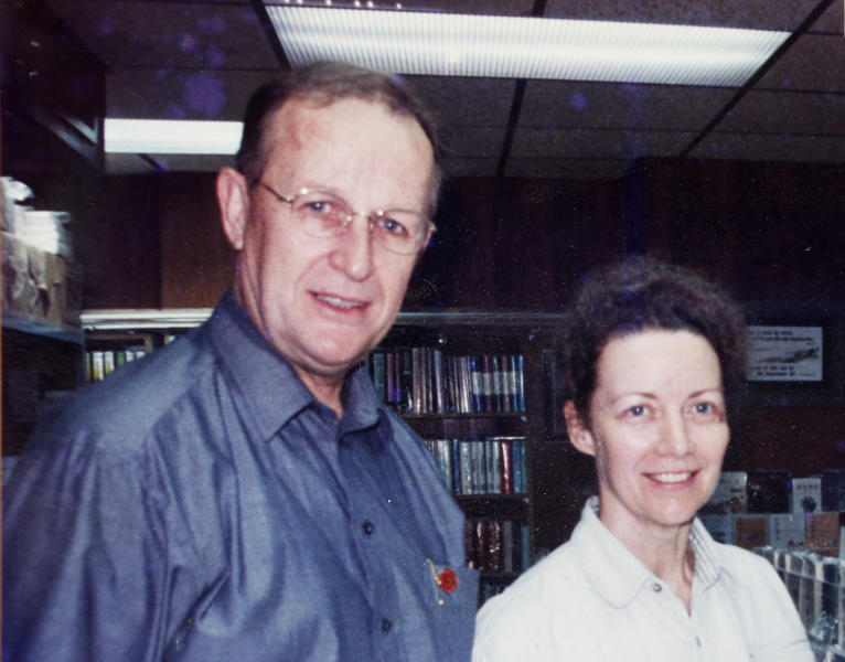 This undated photo provided by John Short's family, shows Australian missionary John Short and his wife Karen, in Hong Kong. Short has been detained while on a tour of North Korea, his family said on Wednesday, Feb. 19, 2014. Short went to North Korea in a regular tour group last week with one other person, who returned to China on Tuesday and told the family Short had been questioned and arrested at his Pyongyang hotel on Sunday, according to a statement released by the family. (AP Photo/Family of John Short) EDITORIAL USE ONLY