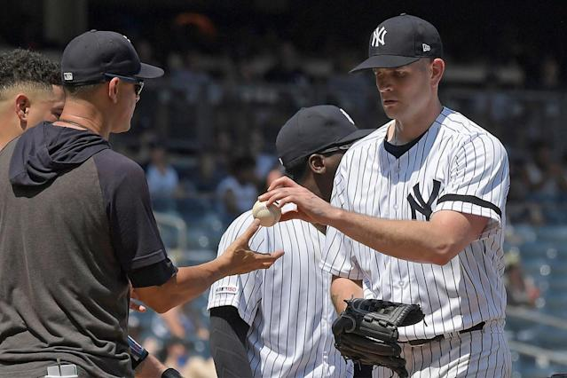 Pressure is on Aaron Boone in big Yankees pitching question