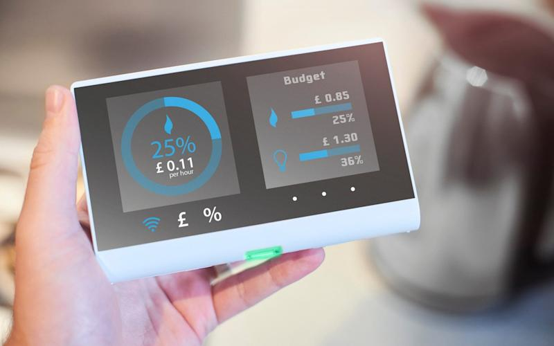 Smart meters are touted as a key tool in the fight against climate change - Getty Images Contributor