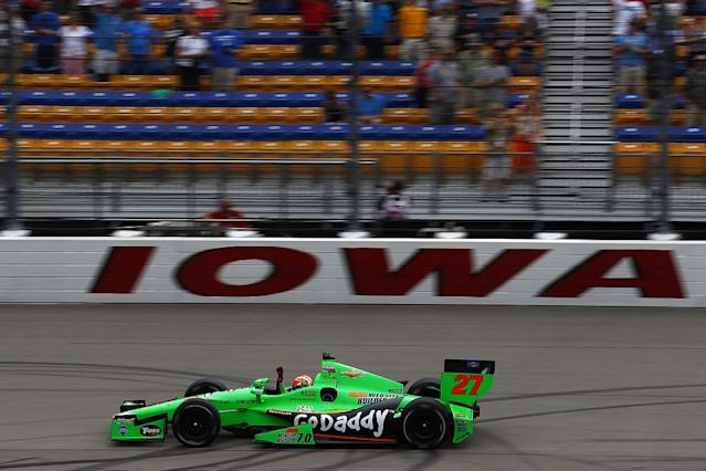 Hinchcliffe rejoins Andretti Autosport for Indy 500