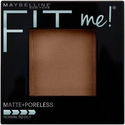 <p>The <span>Maybelline Fit Me Matte + Poreless Pressed Powder</span> ($9) is a classic for a reason. So many people love how easily it glides on and how affordable it is.</p>
