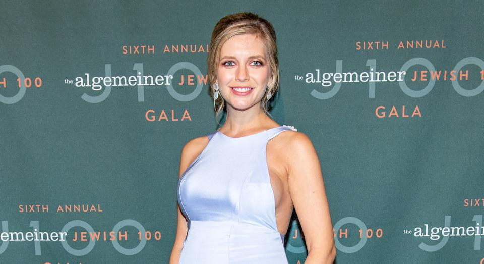 Rachel Riley has opened up about how motherhood has changed how she deals with online trolls. (Getty Images)