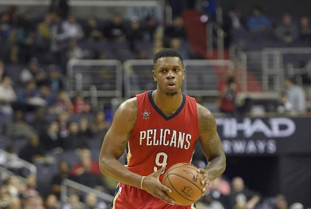 Terrence Jones was released at the trade deadline. (AP)