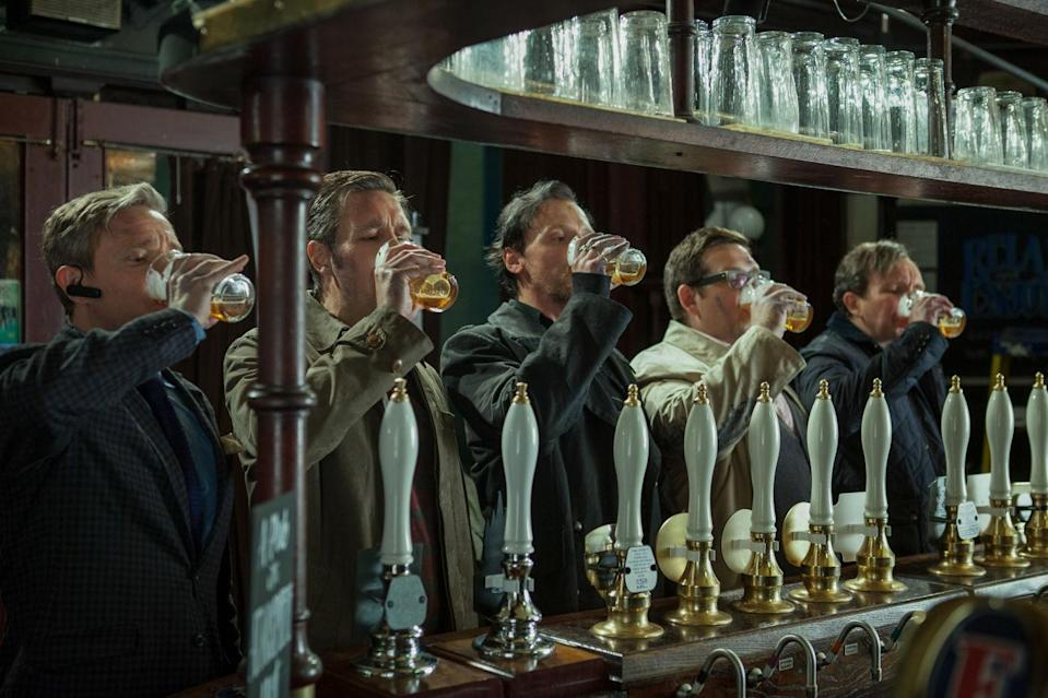 The World's End (Credit: Focus Features)