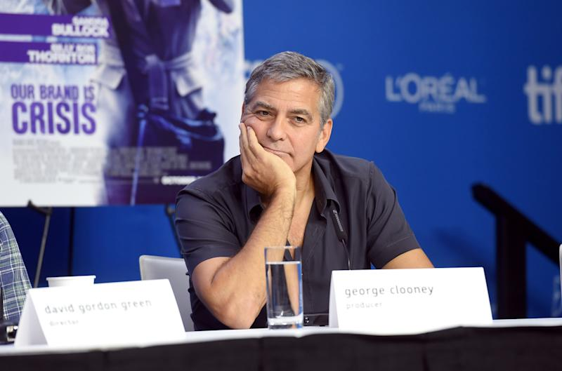 How George Clooney Made 14 of His Closest Friends Instant ...