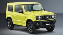 Suzuki has built multiple versions of the Jimny in the past, so it's conceivable that there could be more than just a hard top for the new one.