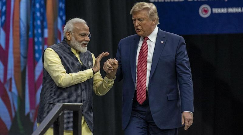 Donald Trump Thanks PM Modi for Hydroxychloroquine Export to US, Says 'Your Leadership Helping Humanity' in Fight Against COVID-19