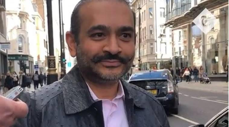 Nirav Modi, Nirav Modi London, Randeep Surjewala, Congress on Nirav Modi, Nirav Modi video, Nirav Modi luxurious life, narendra Modi, Arun jaitley, BJP, India news, indian express