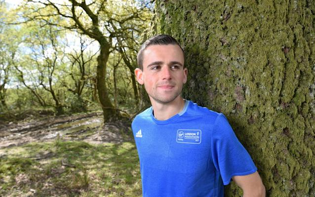 <span>Josh Griffiths will now represent Britain at the World Championships in London</span>