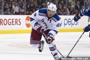 Michael Finewax reports that the New York Rangers will play their last two games of a grueling nine game road trip to start the NHL season