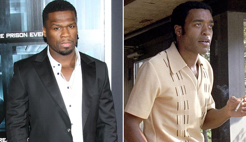 Curtis '50 Cent' Jackson/Chiwetel Ejiofor