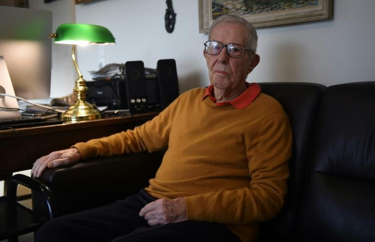 Yves Beigbeder, 96, is one of the last surviving witnesses to the 1945-1946 Nuremberg trials