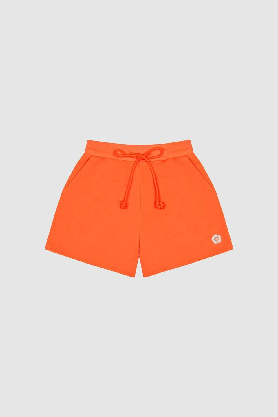 """<p><strong>sundae.school</strong></p><p>sundae.school</p><p><strong>$70.00</strong></p><p><a href=""""https://sundae.school/collections/bottoms/products/hallabong-womens-sweat-shorts"""" rel=""""nofollow noopener"""" target=""""_blank"""" data-ylk=""""slk:Shop Now"""" class=""""link rapid-noclick-resp"""">Shop Now</a></p><p>This entire brand just epitomizes the word <em>cool</em>. Founded by siblings Dae and Cindy Lim, they offer amazing celeb-loved hoodies, sweats, and all things cozy. Since it's summer, you might not want to hang around in full sweats—and that's why these sweat shorts are perfect. They have a cute embroidered flower, they have a precious coiled drawstring. All-around adorable.</p>"""